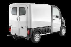 Aixam D-Truck optie trekhaak