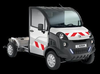Pro-aixam chassis cabine