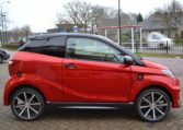 Elektrische 45km auto