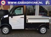 elektrische bedrijfswagen