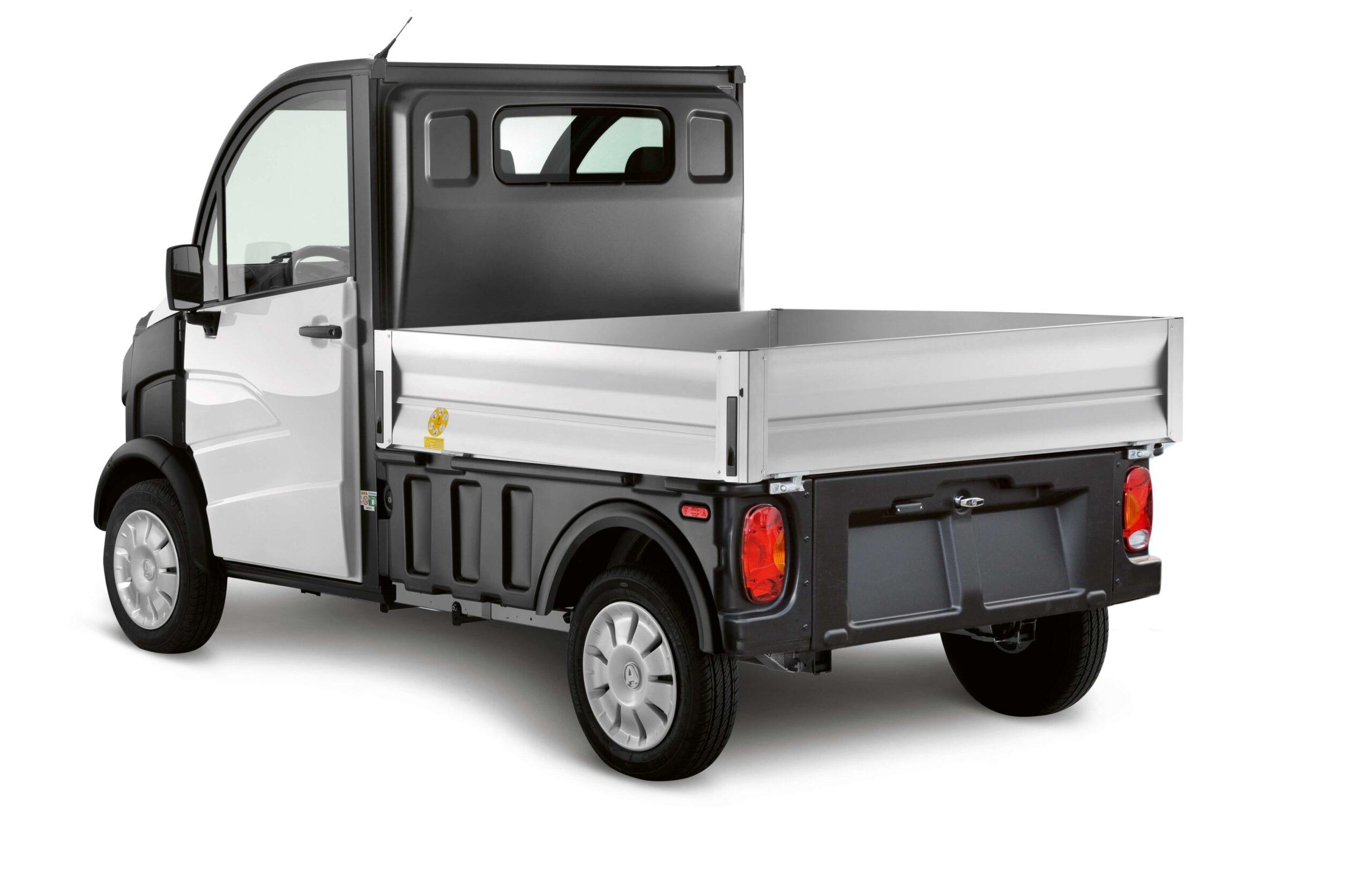E-truck laadbak
