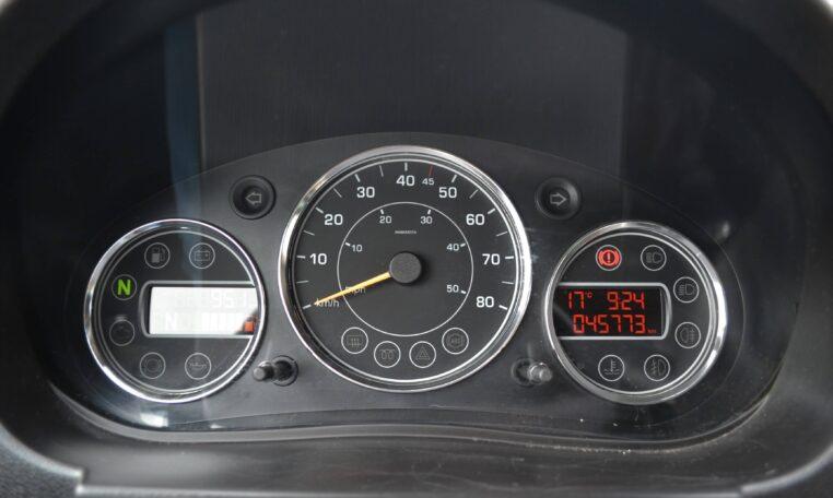 interieur 45km auto